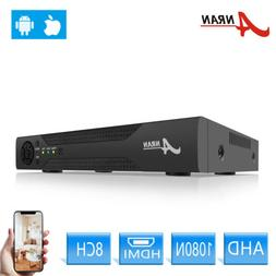 ANRAN 4 Channels H.264 960H Network D1 Motion Detection 4CH