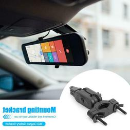 Car Rearview Mirror Driving Recorder Holder for Xiaomi 70mai