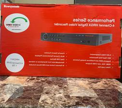 Honeywell DVR 4-Channel HRGX41 Digital Video Recorder