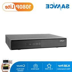 SANNCE HD 1080P Lite 16CH 5IN1 DVR Recorder Home Surveilalnc