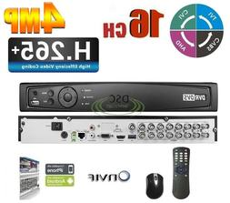 Hikvision Made- HDTVI DVR 16Channel Support 720P/1080P Recor