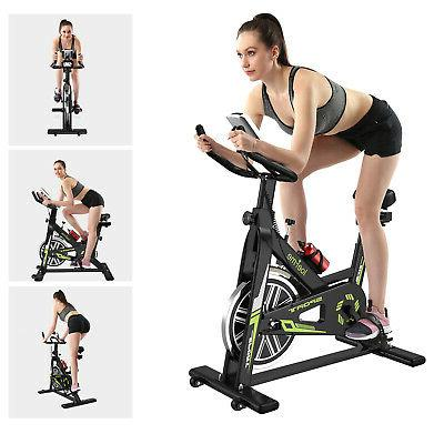 Exercise Bike Bicycle Cycling Fitness Cardio Workout +