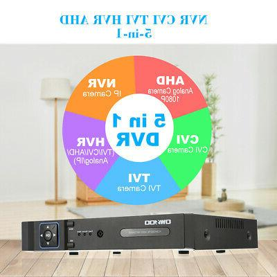 OWSOO 8Channel AHD for P4H0