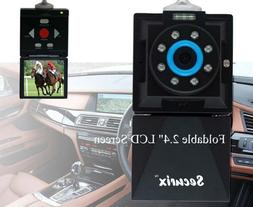 SecuVox 4GB Motion Detection HD Car Camcorder and Player