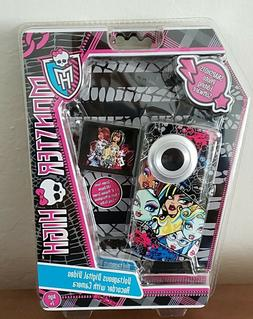 Monster High  Snapshots Digital Video Camcorder with 1.5-Inc